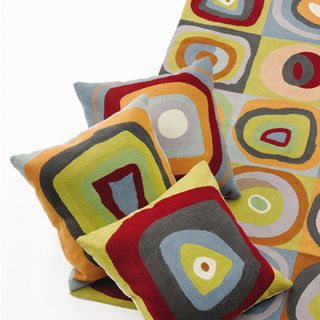 Kandinsky pillows
