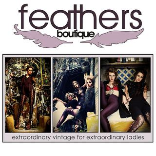 Feathers boutique@feathersboutiquevintage.blogspot
