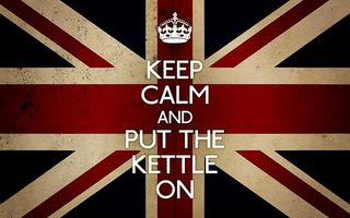Keep calm british flag@timemachinego