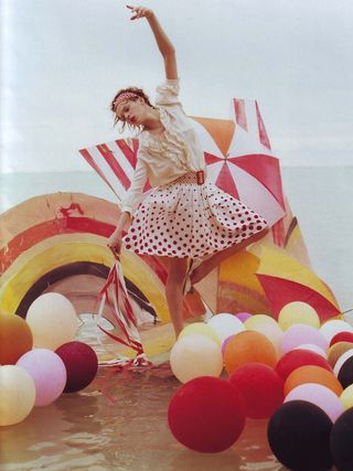 Tim walker red&yellow