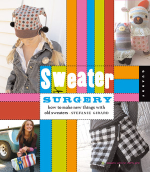 Recycled sweaters book@amazon