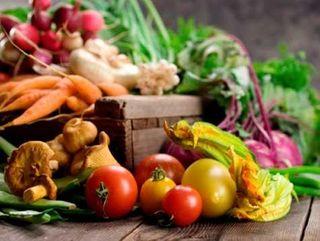 Produce shot