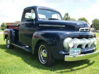 Truck blue@carster.com