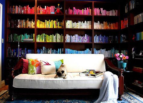 Books-rainbow-library-bohemian-bohocircus