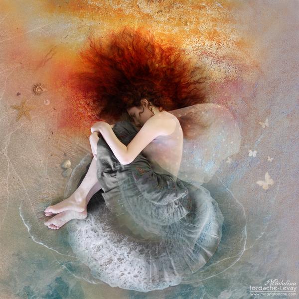 Mermaid-ocean-beach-girl-levay-bohocircus