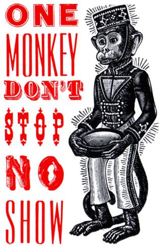 Monkey show@alphachimp.com
