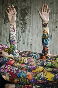Tattoos-bohocircus