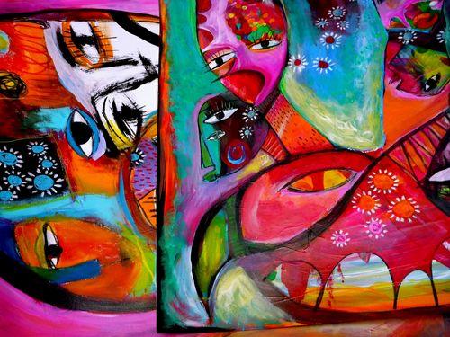 Teesha-moore-art-painting-bohocircus