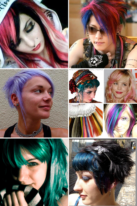Hair-colored-unique-color-bohocircus