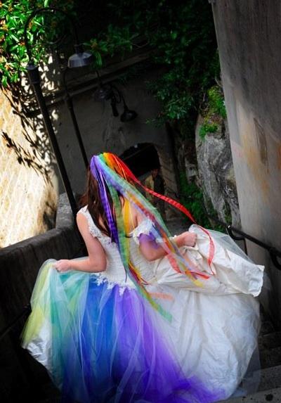 Rainbow-wedding-bride-bohocircus