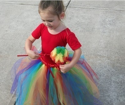 Rainbow-flower-girl-wedding-bohocircus