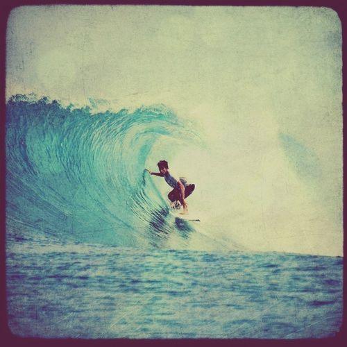 Surfer-bohocircus