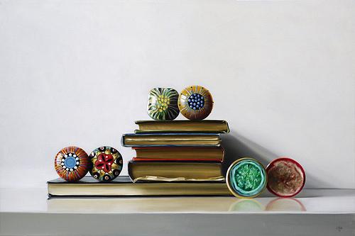 Chris-stott-oil-painting-anthropologie-bohocircus