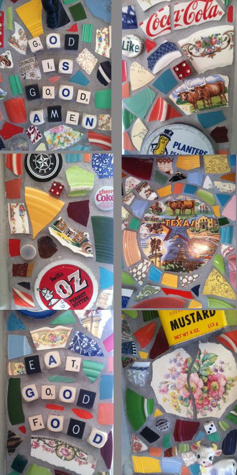Mosaic-vintage-fiestaware-bohocircus