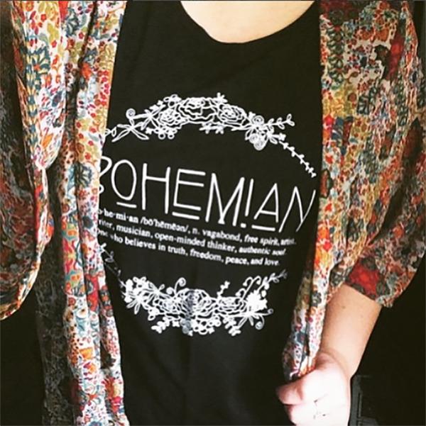 Bohemian Tee | BohoCircus