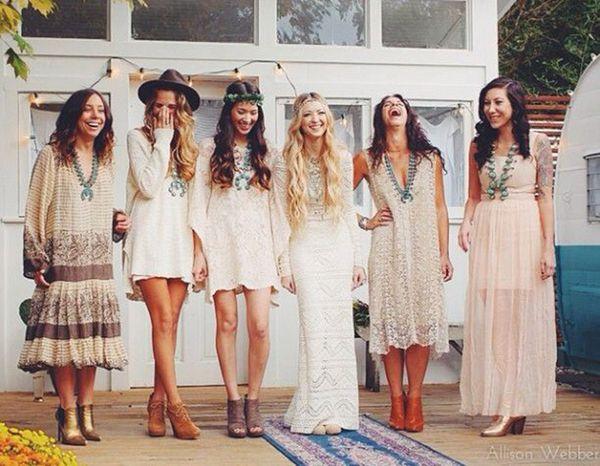Boho Wedding | Alison Webber