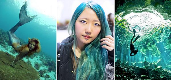 Bohocircus mermaid