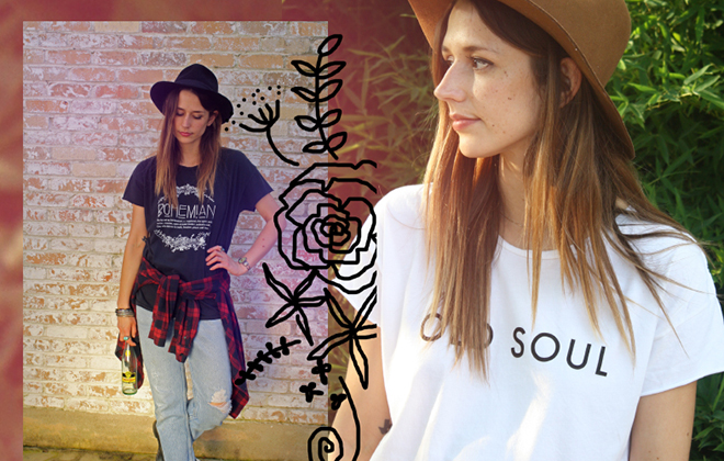 Boho Circus Lookbook | Urban Grunge