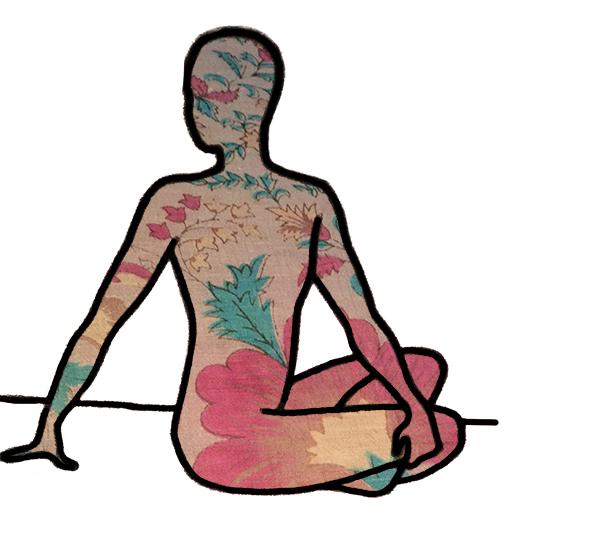 Boho Circus Yoga | Seated Twist