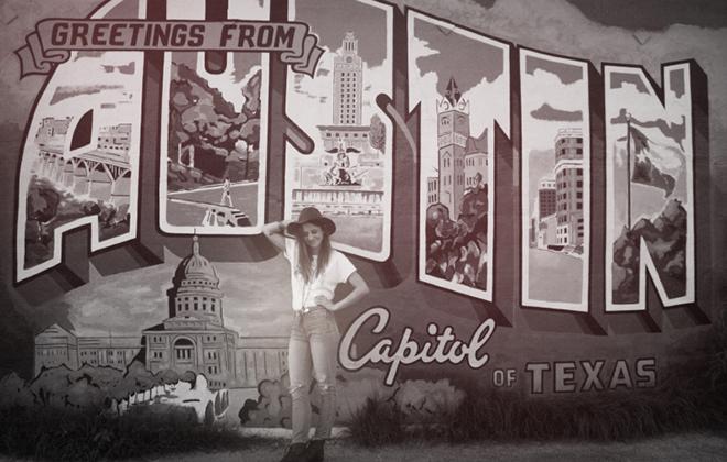 Austin lookbook | Boho Circus