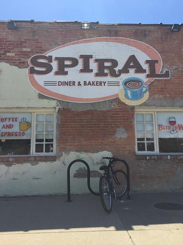 Spiral Diner | BohoCircus blog