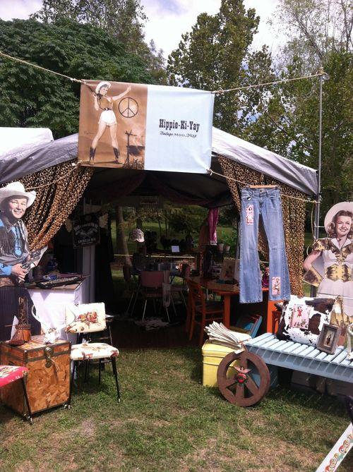 Warrenton gypsy tent