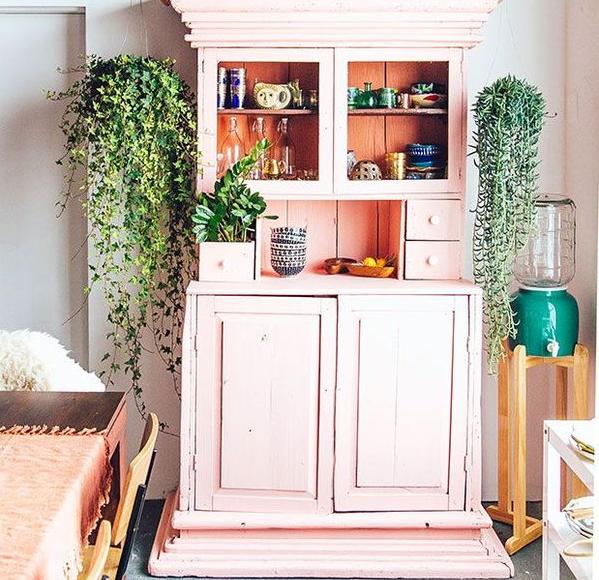 Pink Vintage | Justina Blakeney