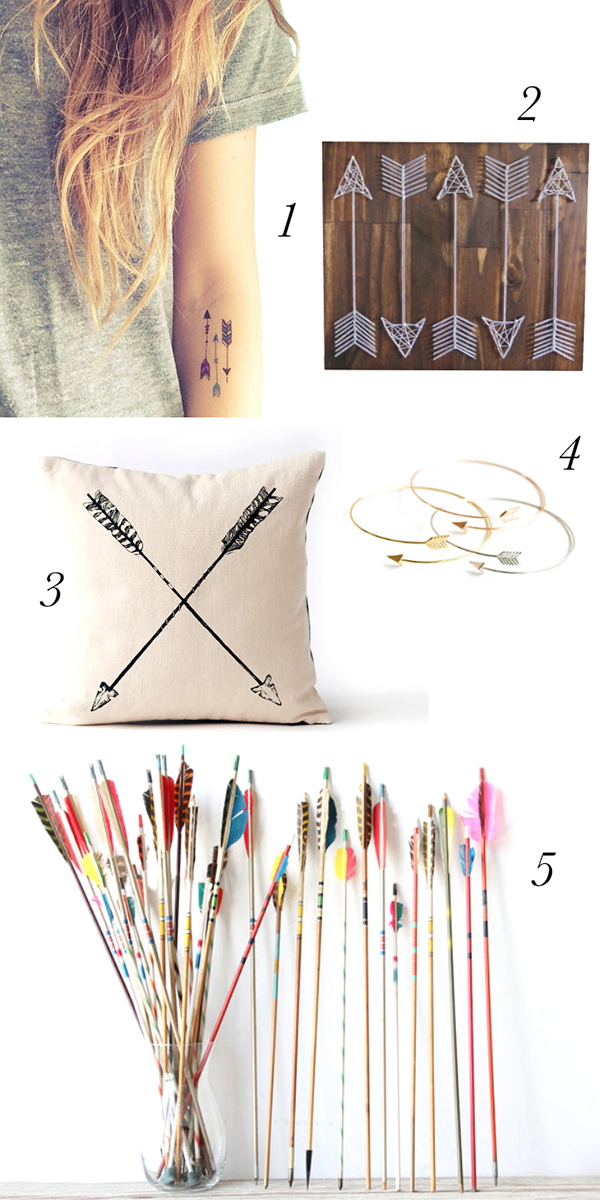 Arrow-musthaves