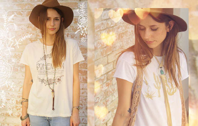 Boho Circus Lookbook