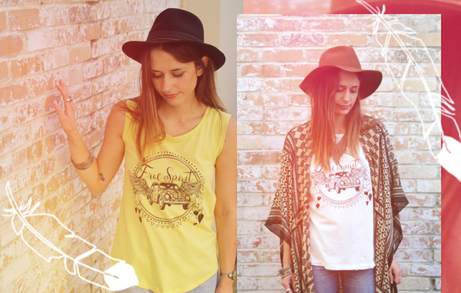 Boho Circus Lookbook | Free Spirit