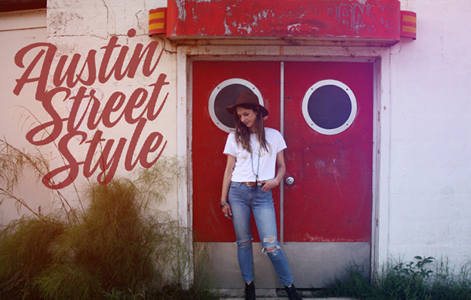 Boho Circus Lookbook | Austin